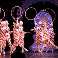 theater costumes, dance costumes, nutcracker Candy Canes
