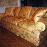 6 Cushion Sofa Slipcover