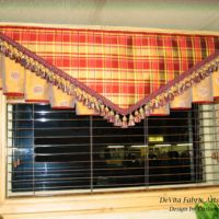 Valance, Window Treatments